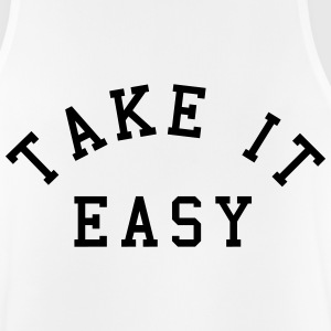 Take It Easy Sports wear - Men's Breathable Tank Top
