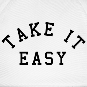 Take It Easy Czapki  - Czapka z daszkiem