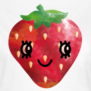 erdbeere - strawberry T-Shirts - Frauen T-Shirt