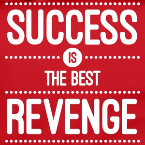 Success Is The Best Revenge  Tassen & rugzakken - Schoudertas