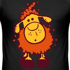 Leuke Schapen T-shirts - slim fit T-shirt