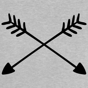 Hand Drawn Arrows  Skjorter - Baby-T-skjorte