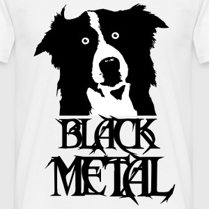 Bordermetal - T-shirt Homme
