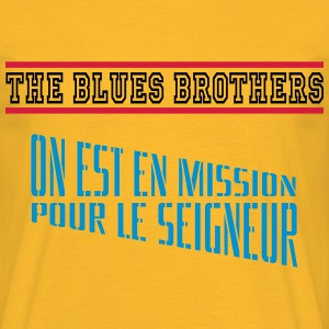 the blues brothers Tee shirts - T-shirt Homme