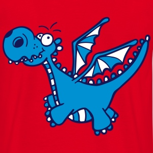 Mighty Dragon T-Shirts - Men's T-Shirt