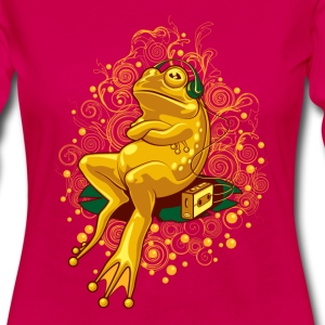 Rubis FROGGIE RELAX MODE Manches longues - T-shirt manches longues Premium Femme