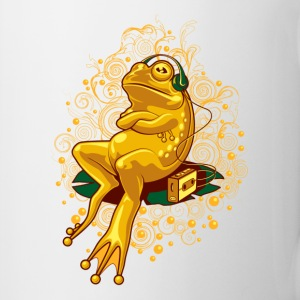 FROGGIE ON RELAX MODE - Mug