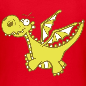 Mighty Dragon T-Shirts - Women's T-Shirt