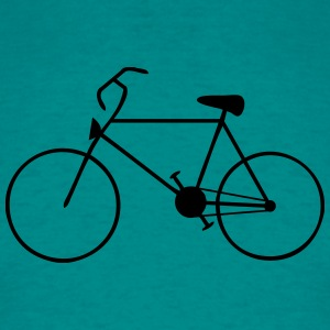 Art de la bicyclette Tee shirts - T-shirt Homme