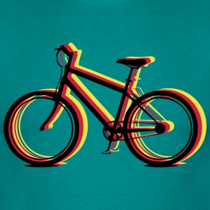 Bicycle Germany T-Shirts - Men's T-Shirt