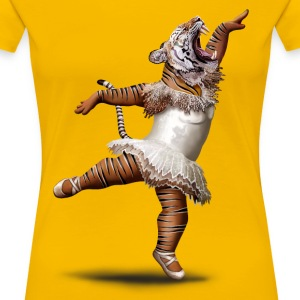 Solgul KILLER DANCE MOVE T-shirts - Premium-T-shirt dam