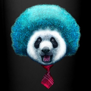 AFRO PANDA - Full Colour Mug