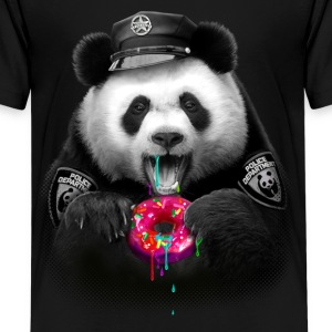 DONUT COP - Teenage Premium T-Shirt