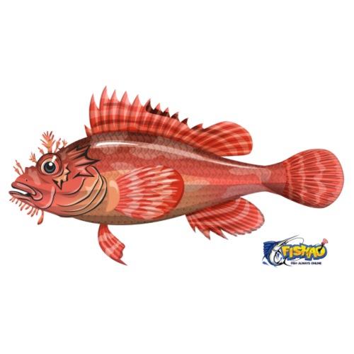 FISHAO Red-Scorpionfish