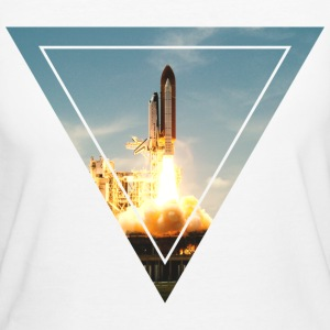 Space Shuttle T-Shirts - Frauen Bio-T-Shirt