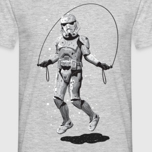 Heather grey Heather grey  T-Shirts T-Shirts - Men's T-Shirt