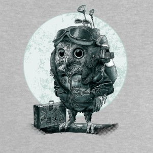 Heather grey  Shirts - Baby T-Shirt