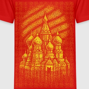 Russian Bricks Shirts - Kids' Premium T-Shirt