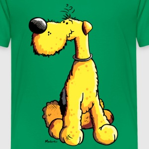 Lustiger Airedale Terrier T-Shirts - Kinder Premium T-Shirt