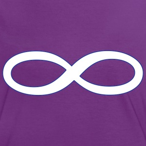 infinity Tee shirts - T-shirt contraste Femme