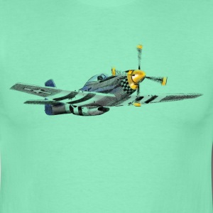 P-51 Mustang Tee shirts - T-shirt Homme