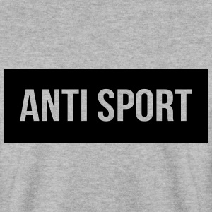 ANTI SPORT Sweat-shirts - Sweat-shirt Homme