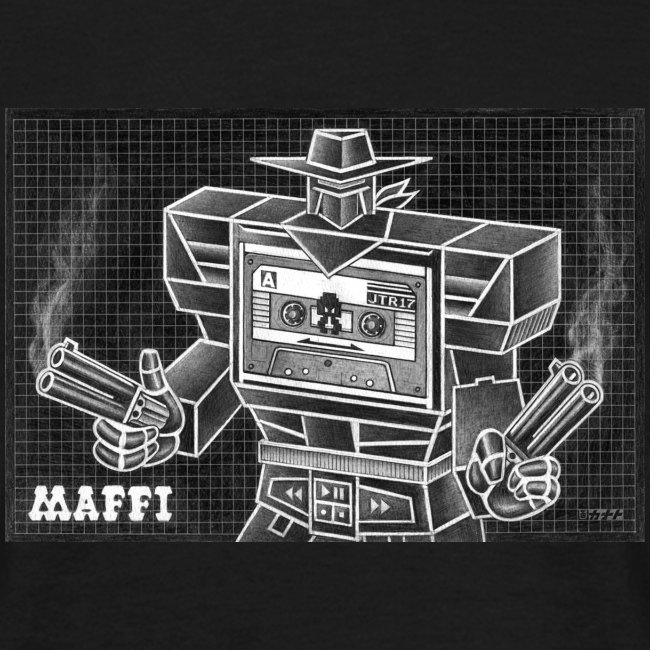 Maffi - Killah Tape