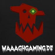 Motiv ~ Premium Waaagh-Shirt mit Namen