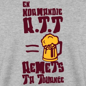 normandie rtt remet tournee biere alcool Sweat-shirts - Sweat-shirt Homme