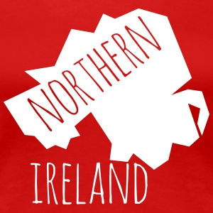 Northern Ireland T-Shirts - Frauen Premium T-Shirt