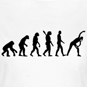 Evolution Aerobic T-Shirts - Frauen T-Shirt