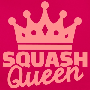 Squash Queen T-Shirts - Frauen T-Shirt