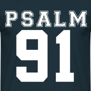Psalm 91 - Jersey T-Shirts - Men's T-Shirt