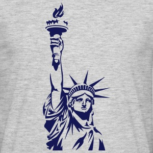 Statue Of Liberty T-Shirts - Männer T-Shirt