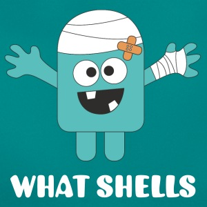 Theo Tröster What Shells © shesmile - Frauen T-Shirt