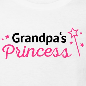 Grandpas princess Shirts - Kids' Organic T-shirt