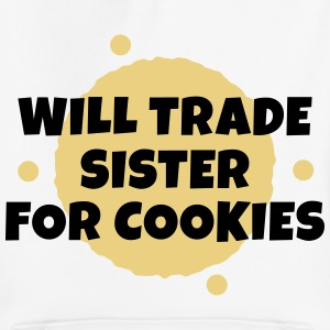 Will trade sister for cookies Pullover & Hoodies - Kinder Premium Hoodie