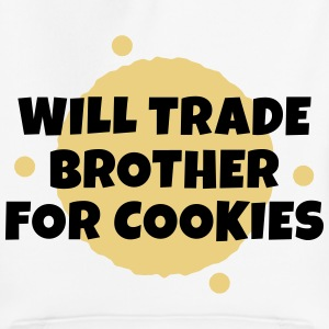 Will trade brother for cookies Pullover & Hoodies - Kinder Premium Hoodie