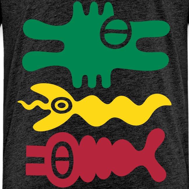 Maritime-Wesen-Teenager-T-Shirt
