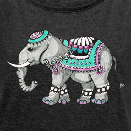 Indischer Elefant, Ethno, Tier, Afrika, Indien,
