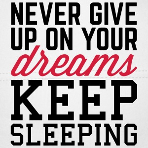 Never Give Up Dreams  Accessoires - Baby Mütze