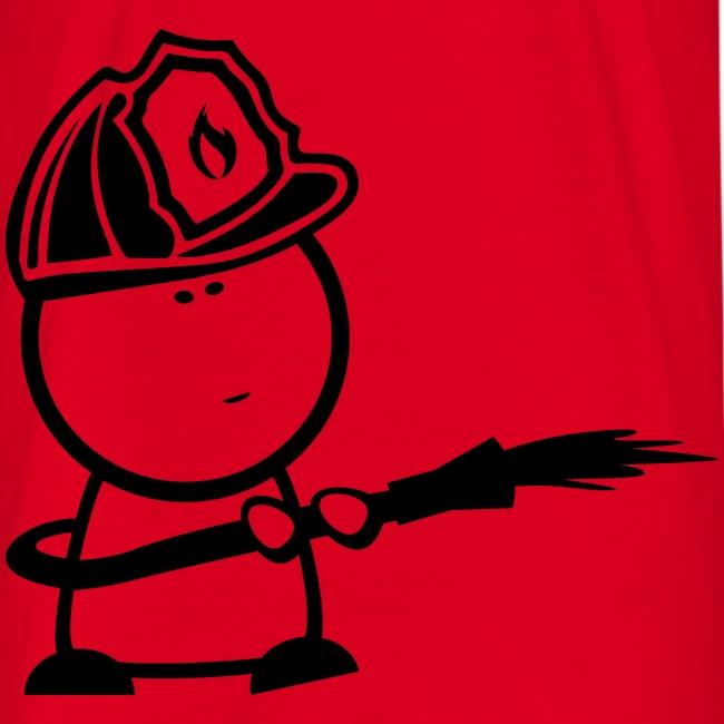 Retter-Feuerwehr-Nerd AKTION