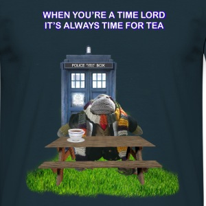 Its always time for Tea - Men's T-Shirt
