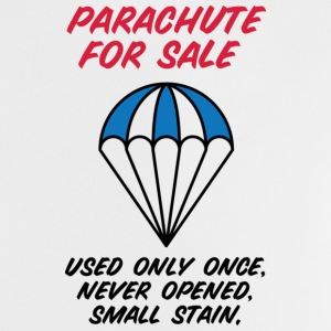 Parachute for sale. Only once opened! Shirts - Baby T-Shirt
