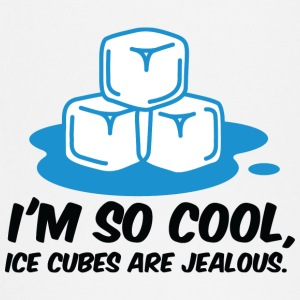 I m so cool, even ice cubes are jealous! Long Sleeve Shirts - Baby Long Sleeve T-Shirt