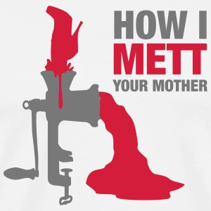 how i mett your mother T-Shirts - Männer Premium T-Shirt