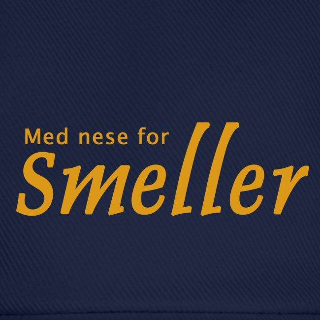 Cap - Med nese for Smeller