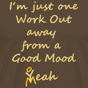 Good Mood Quote design patjila T-shirts - Mannen Premium T-shirt