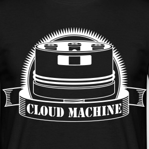 Cloud Machine T-Shirt - Men's T-Shirt