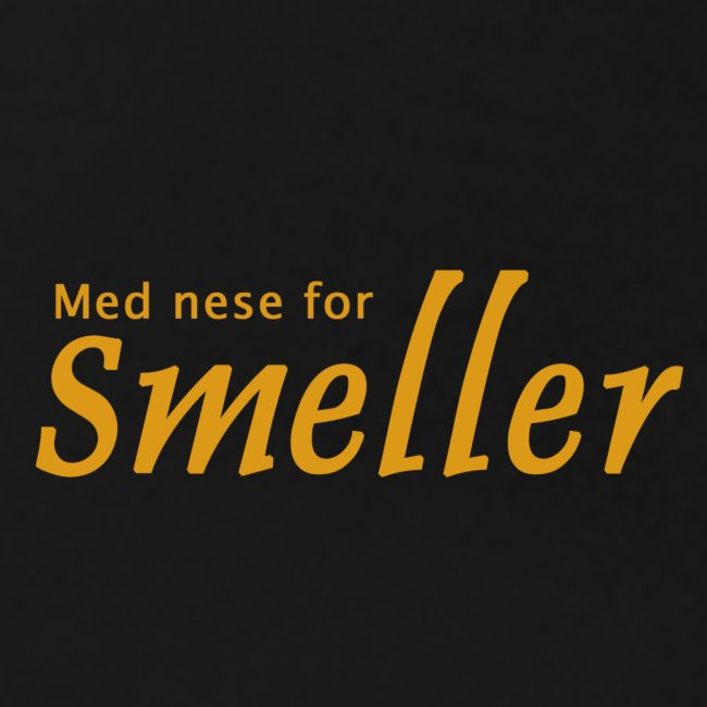 T-skjorte - Med nese for Smeller